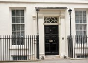 11 Downing Street is home to Chancellor of the Exchequer and where the budget is drafted