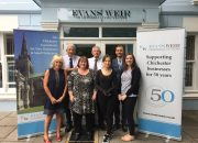 Evans Weir 50th Birthday
