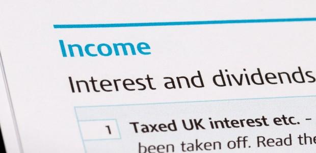 Self Assessment personal tax return